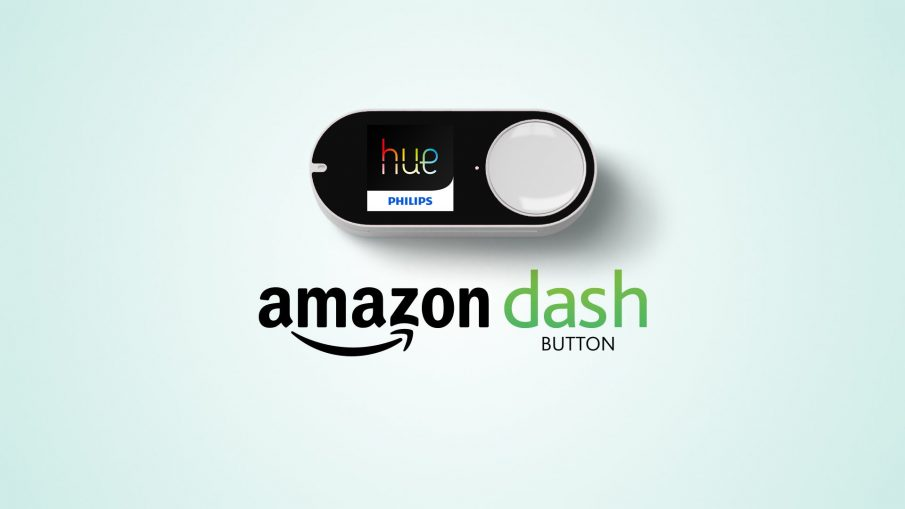 amazon dash comment contr ler vos ampoules philips hue tuto. Black Bedroom Furniture Sets. Home Design Ideas